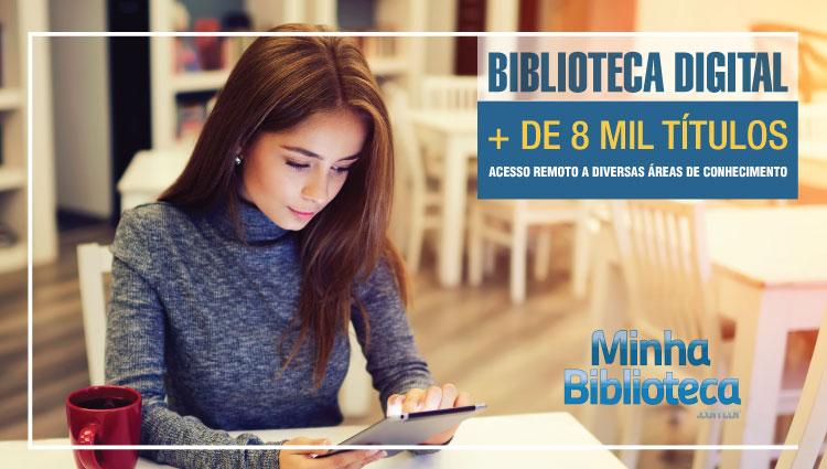 """Cefor disponibiliza o acesso a Plataforma de ebooks """"Minha Biblioteca"""""""