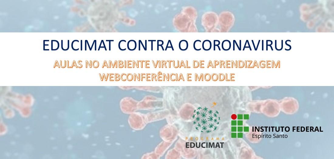 Coronavirus - Ifes campus Vila Velha